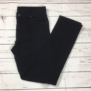 Citizen of humanity black jean size 28